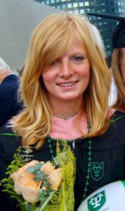 Emily Kobernick graduation photo
